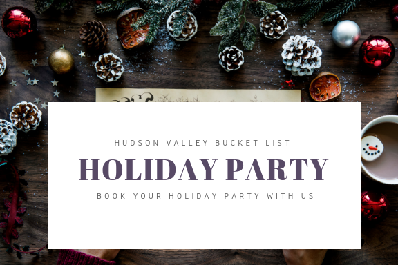 Let us plan an unforgettable holiday celebration
